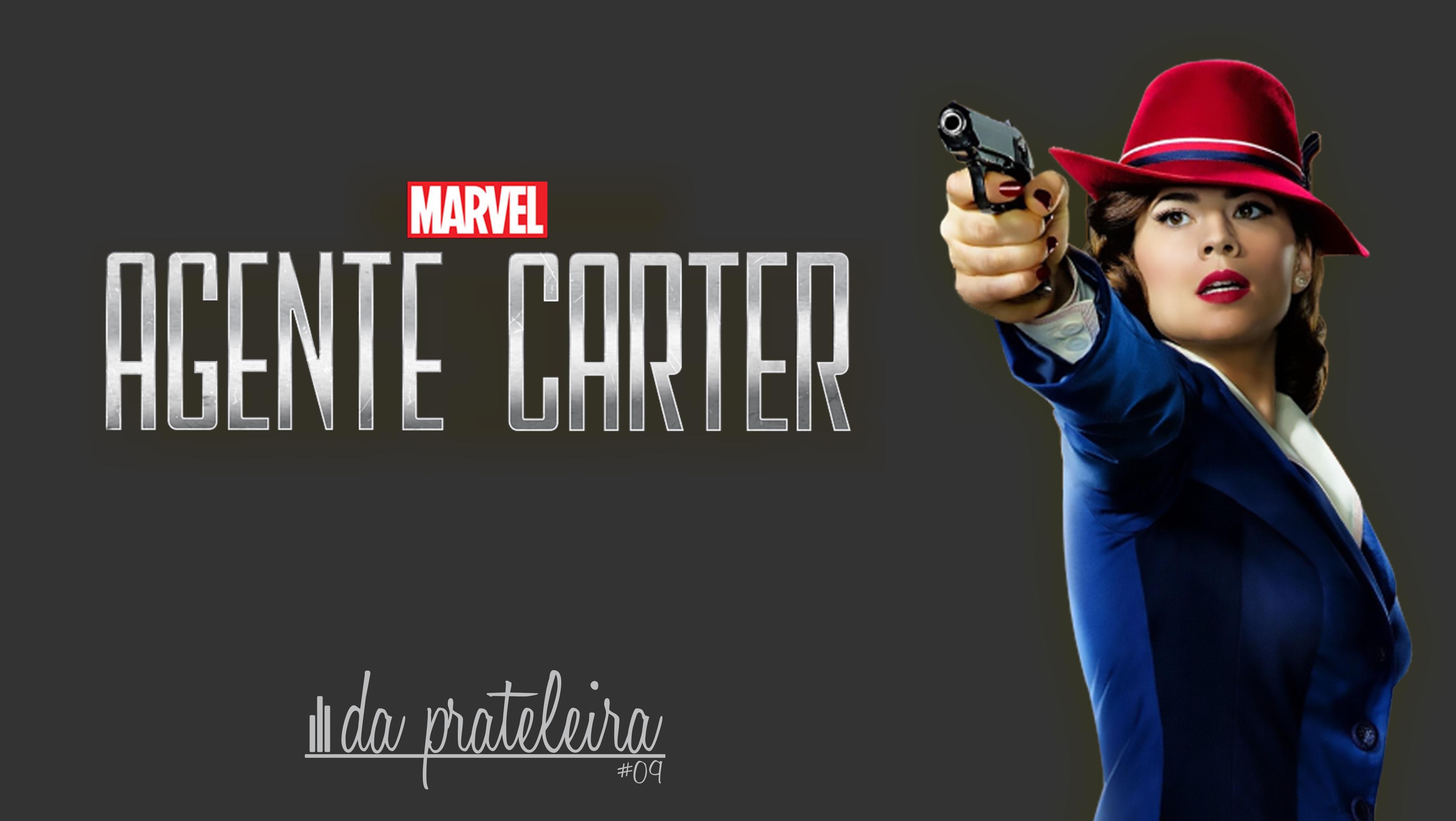 09 Agent Carter