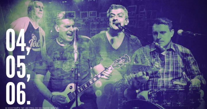 Imagem ilustrando o segundo lote de músicas comemorativas dos 30 anos da banda Resgate.