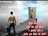 Deus te abriu uma porta? Mas você está preparado para passar por ela?