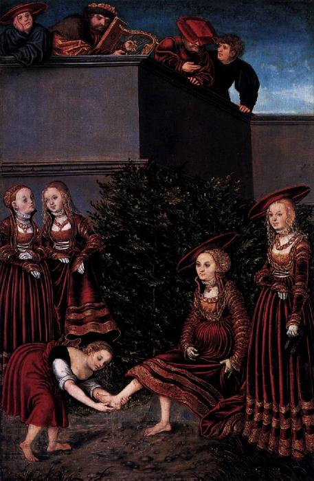 Lucas-Cranach-The-Elder-David-and-Bathsheba